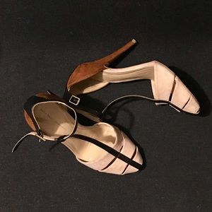 Zara High Heels. Size 7